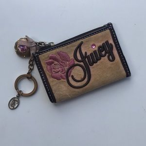 Juicy Couture Card Holder